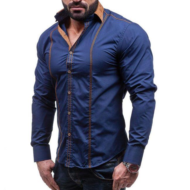 Męska koszula PK7 1