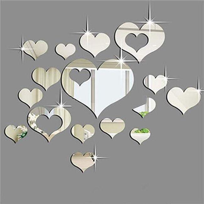 Set srca za zid 1
