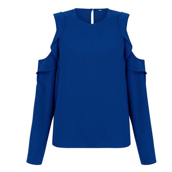 Uzun kollu bayan tişört Merit 1