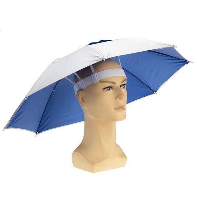 Зонт-шляпа 1