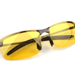 Очки ночного видения в жёлтом цвете