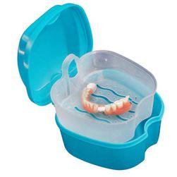 Schowek na sztuczne zęby