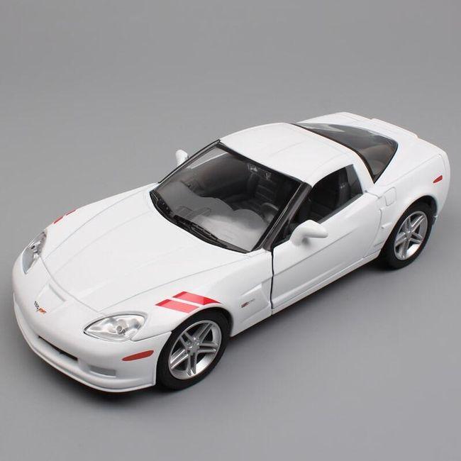 Model samochodu Chevrolet Corvette Z06 1