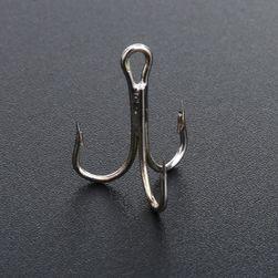 Комплект тройни куки за риболов - 50 бр