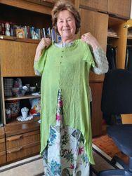 Zadovoljna sam haljinom i zelim Vam sve najbolj... (Obrázek k recenzi)
