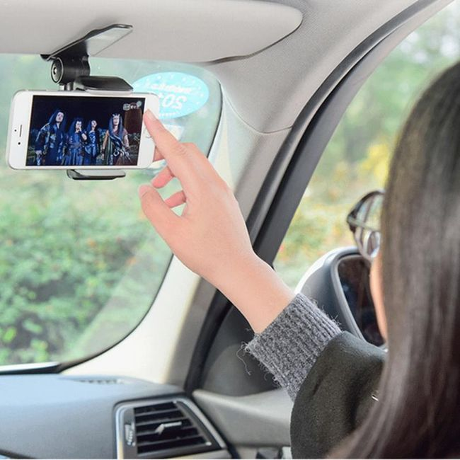 Držač za mobilni i GPS za auto SK15 1