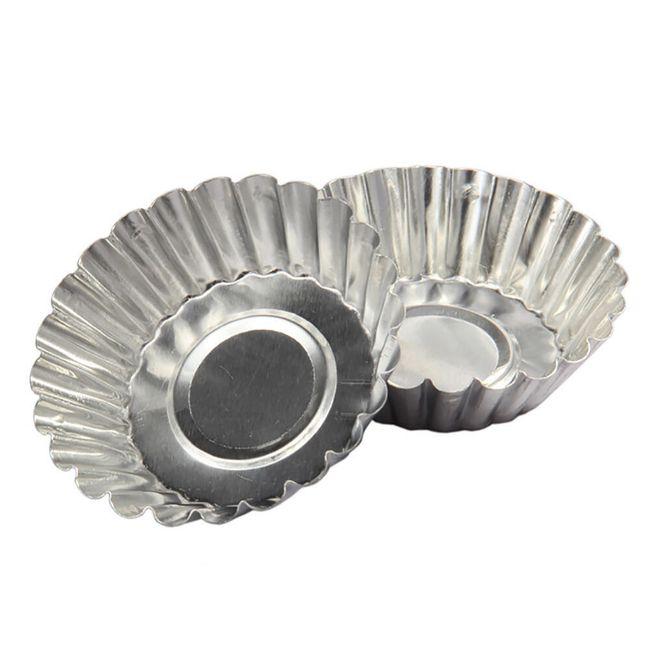 Majhen aluminijast pekač - 10 kosov 1