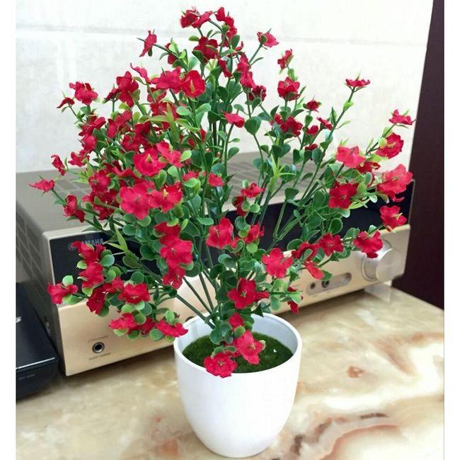 Sztuczny kwiat IE56 1