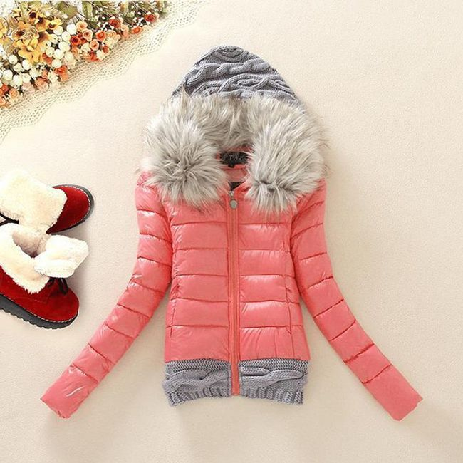 Női kabát Miah - 5 szín 1