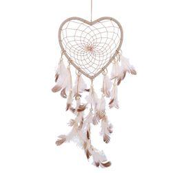 Beli hvatač snova - srce