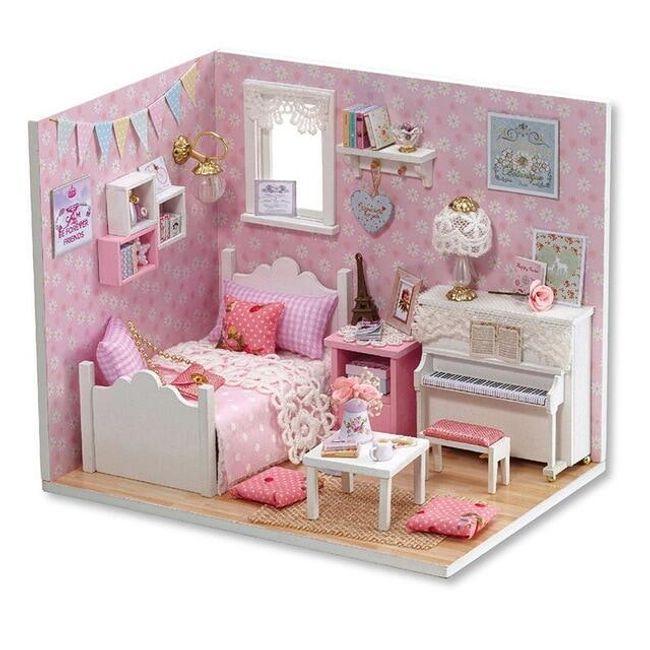 Kućica za lutke Alene 1