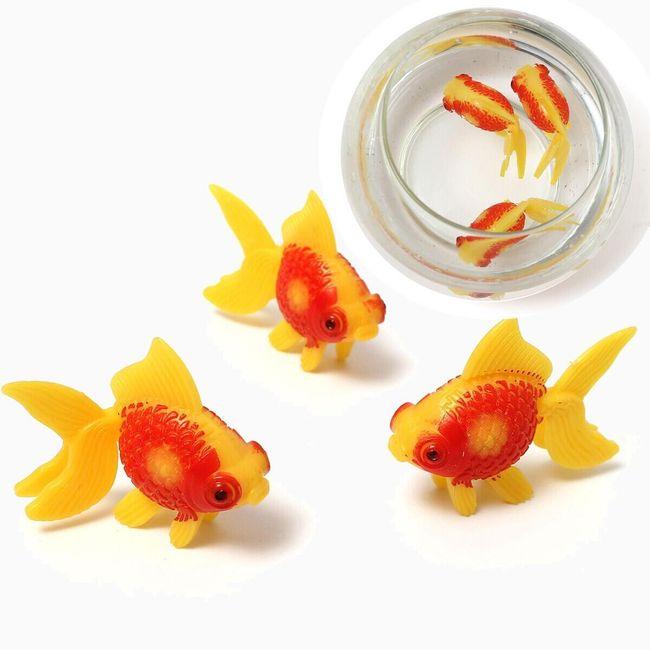 Искусственные рыбки- 3 шт. 1