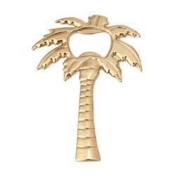 Otvírák lahví v podobě palmy