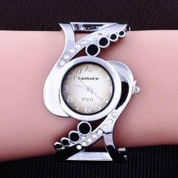 Dámské náramkové hodinky - černá