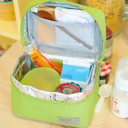 Putna termo torbica za hranu - 4 boje