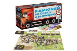 Camion în Republica Cehă și Slovacia joc de societate în cutie de 36x17x11cm RM_21631502