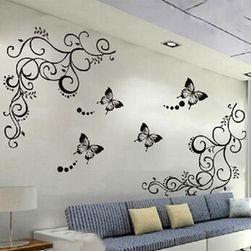 Samolepka na zeď Butterfly