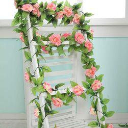 Květinová girlanda - 4 barvy