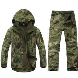 Унисекс куртка с брюками OKL4