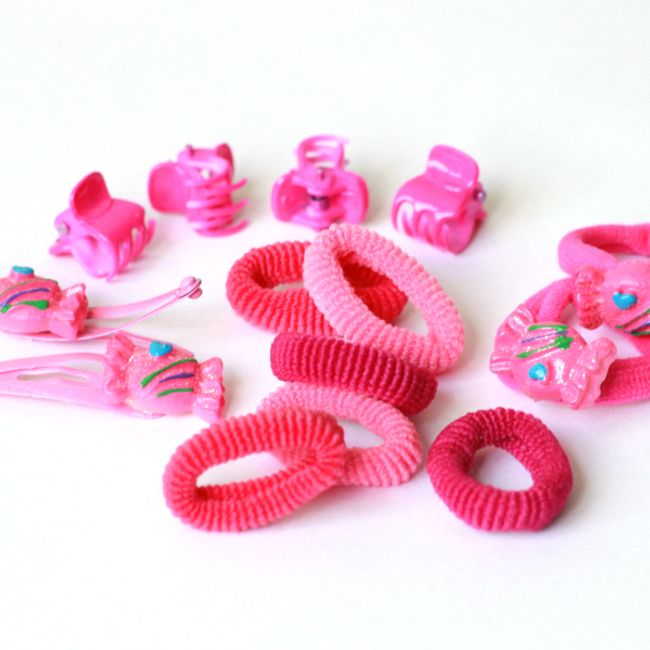 Set de accesorii de păr pentru copii 1