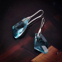 Dámské náušnice Skylar Modrá