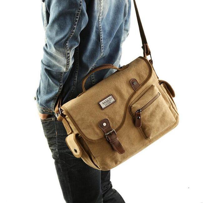 Muška torba preko ramena PB100 1