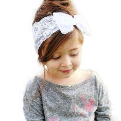 Čipka za kosu za devojčice - više boja