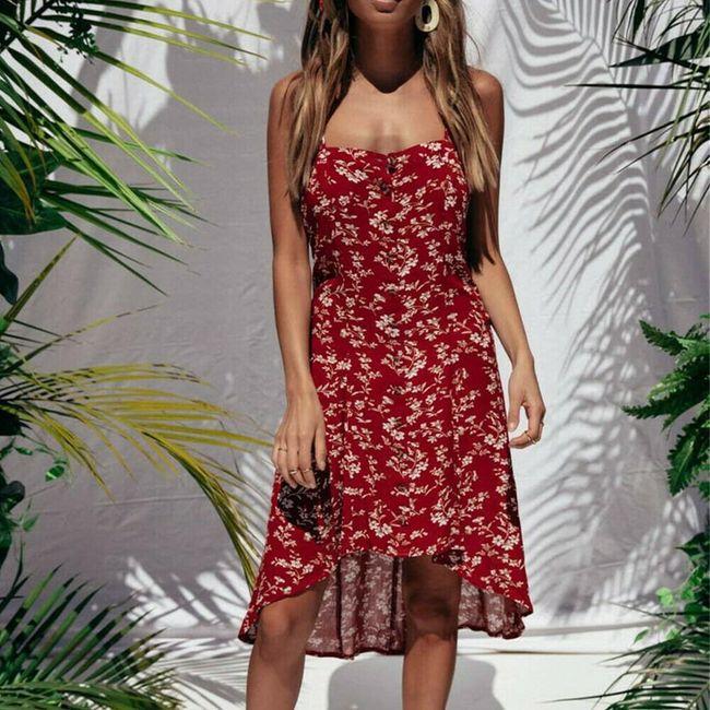 Dámské šaty TF7052 1