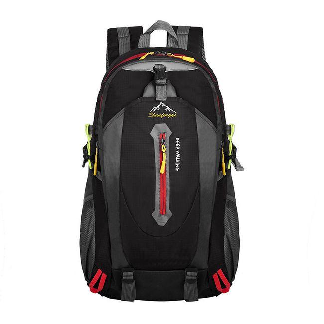 Utazási hátizsák 20-35L - színkeverék