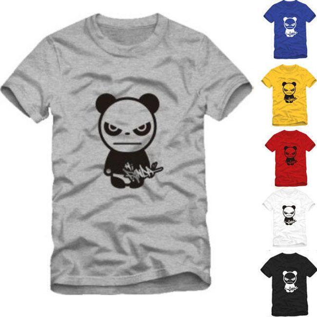 Originální pánské tričko s pandou - 6 barev 1