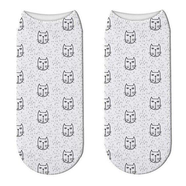 Dámské ponožky Laila 1