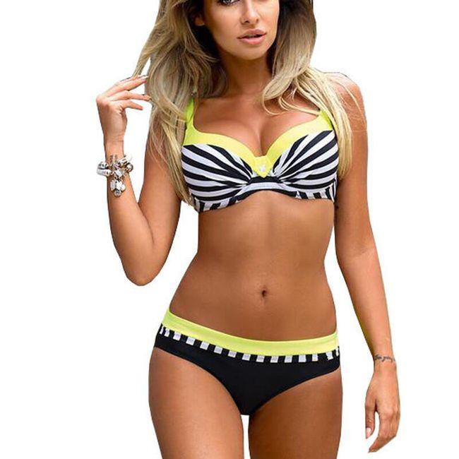 Bikini set sa push-up efektom 1