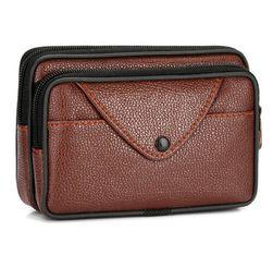 Pánská stylová peněženka z umělé kůže