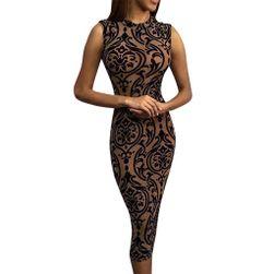 Bayan kolsuz elbise Tiberia