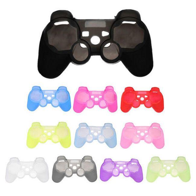 Silikonski ovitek za krmilnik PS3 - 11 barv 1