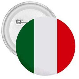 Kapsel flaga Włoch