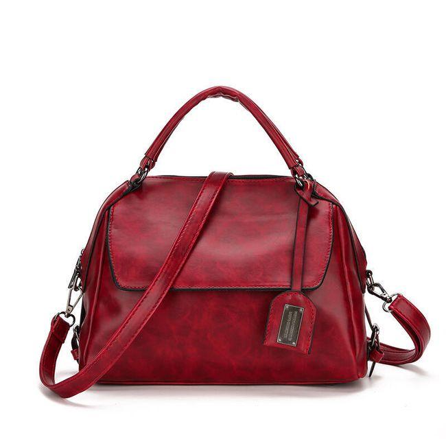 Elegantní dámská kabelka - 4 barvy 1