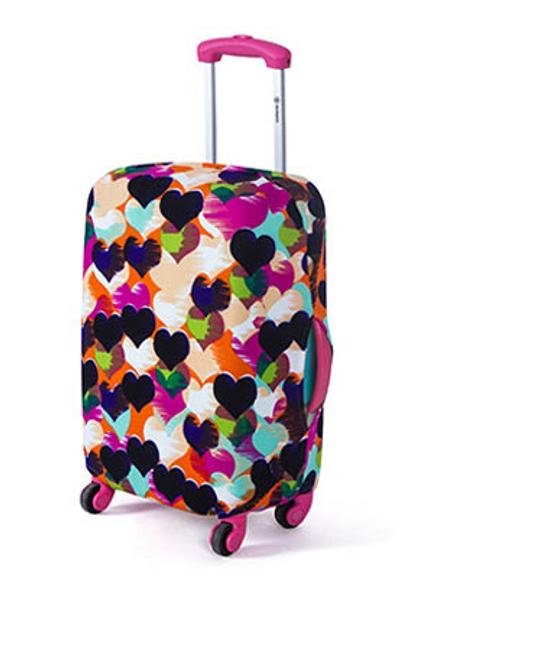 Omyvatelný cestovní obal na kufr v zajímavých variantách 1