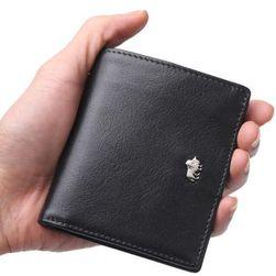 Mini novčanik od prave kože - 5 boja