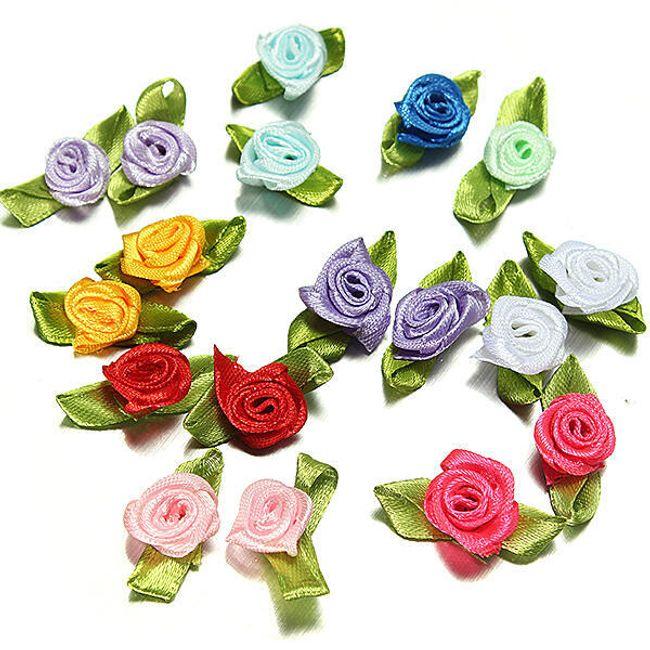 100 darab apró rózsa  1