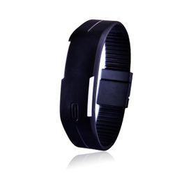 Unisex hodinky UH01 Černá