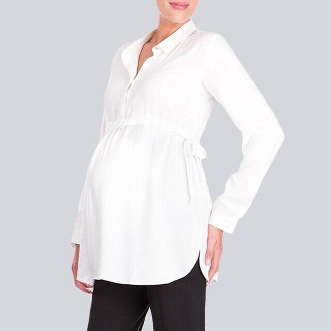 Hamilelik gömlek Sarah 1