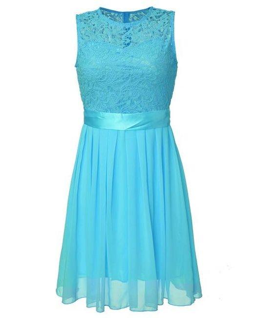 Elegantna haljina iznad kolena 1