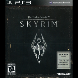 Игра (PS3) The Elder Scrolls V: Skyrim