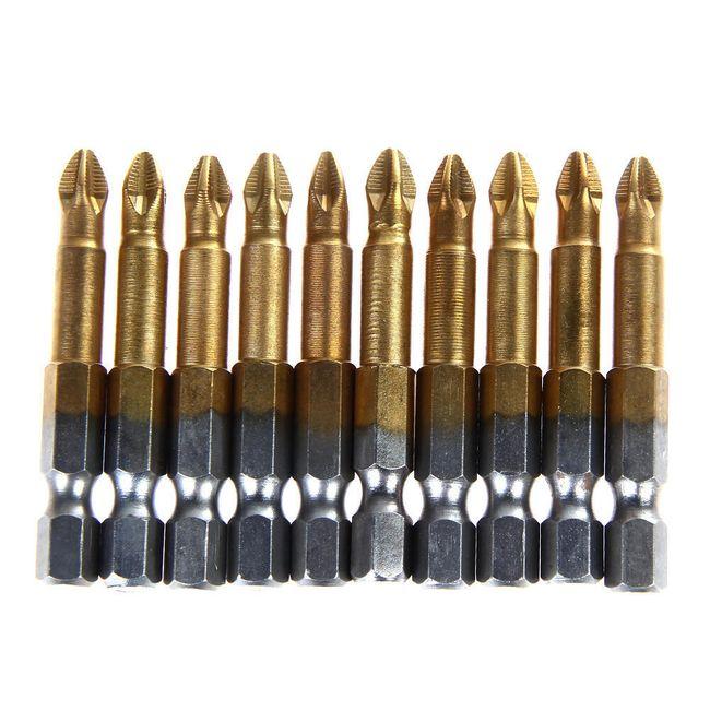 Magnetni nastavki za baterijske vrtalnike - 10 kosov 1