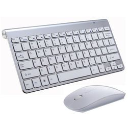 Set tastatură și mouse wireless MKW24