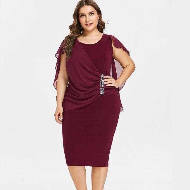 Women S Plus Size Dress Leonie