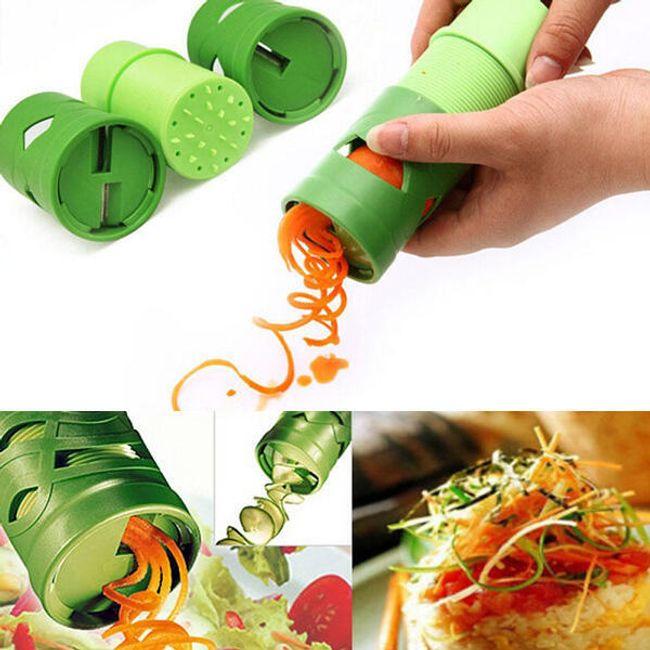 Tăietor multifuncțional de legume și fructe 1