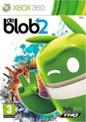 Igra (Xbox 360) de Blob 2