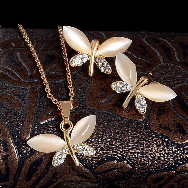 Set uhanov in ogrlice 1